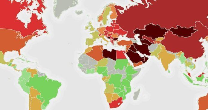 Länder der welt