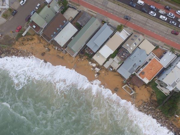 Dramatischer Anstieg des Meeresspiegels