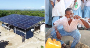 Solaranlage macht aus Meerwasser täglich Trinkwasser